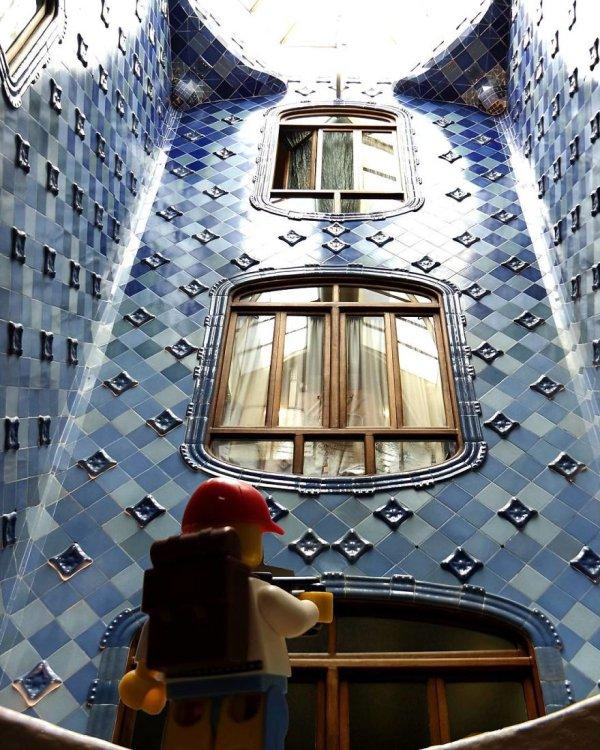 Casa Batllo - Barselona / İspanya
