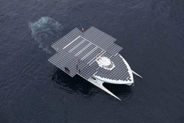 Turanor PlanetSolar   Güneş Enerjili Gemi