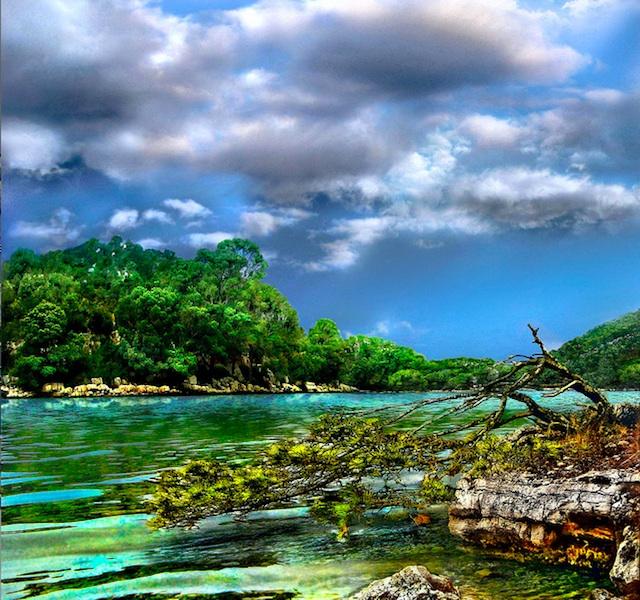 Mljet Adası Milli Parkı
