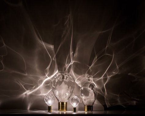 Dalgalı Işık Veren Ampül