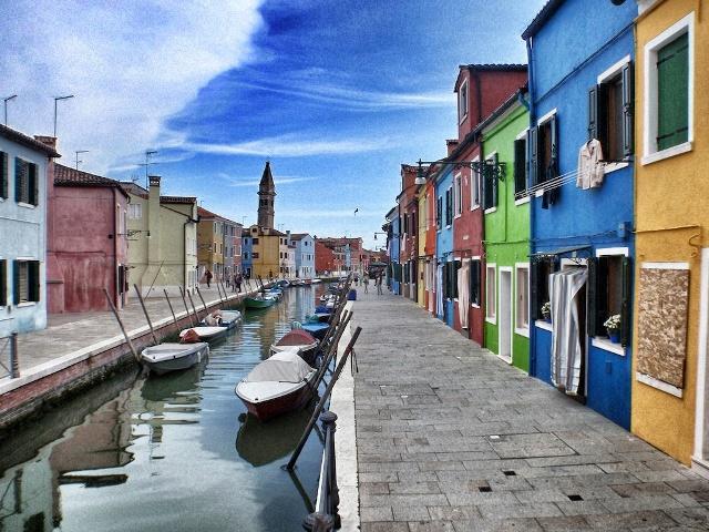 Burano Adası | Venedik