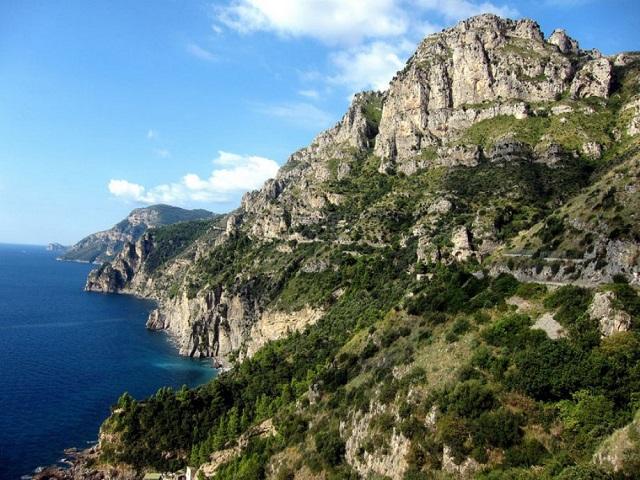 Amalfi Coast – İtalya