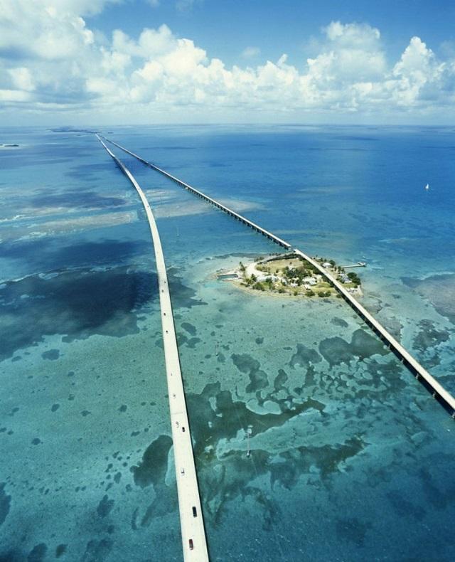 Seven Mile Köprüsü – Florida Keys