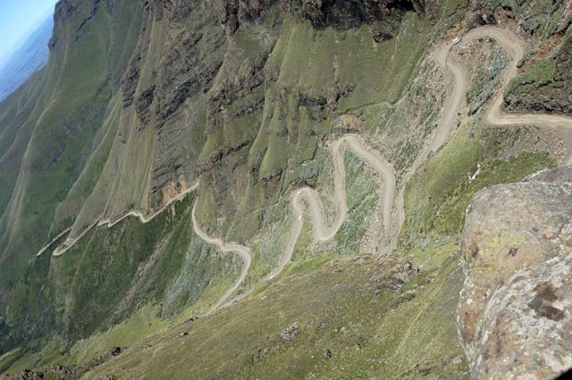 Sani Pass, KwaZulu-Natal – Güney Afrika