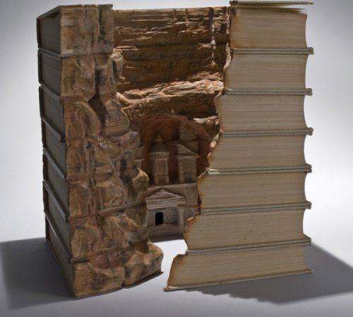 Kitap Oyma Sanatı
