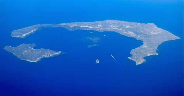 Santorini Kaldera