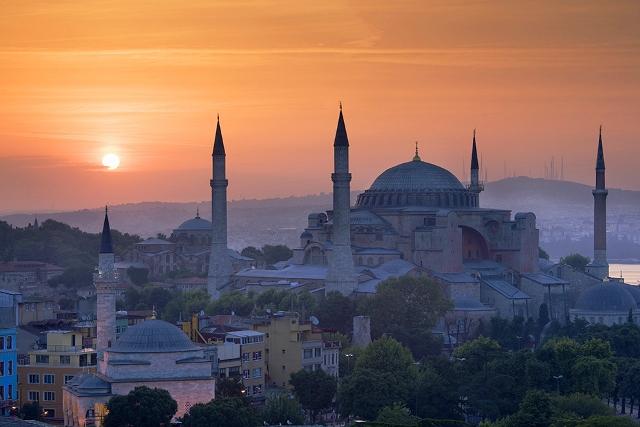 İstanbul Gündoğumu
