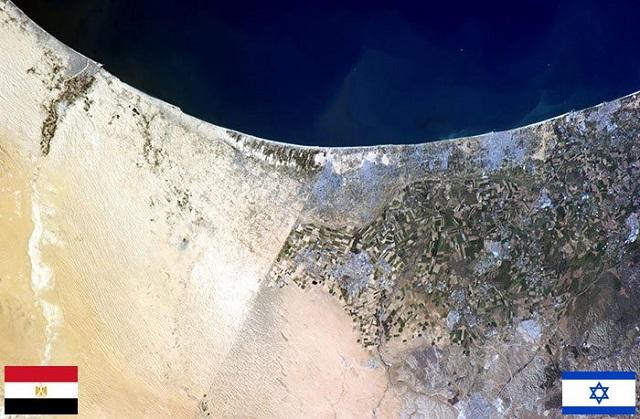 Mısır - İsrail Sınırı
