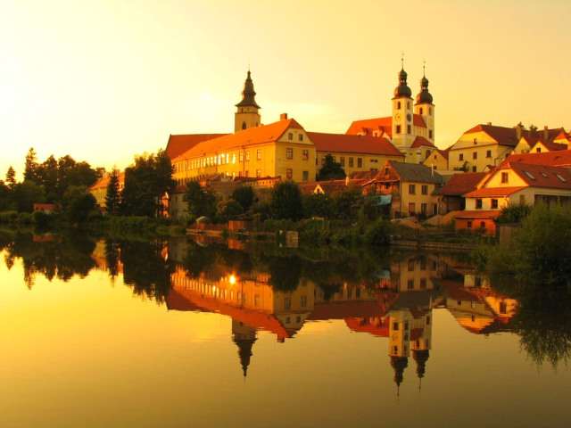 Telc – Çek Cumhuriyeti