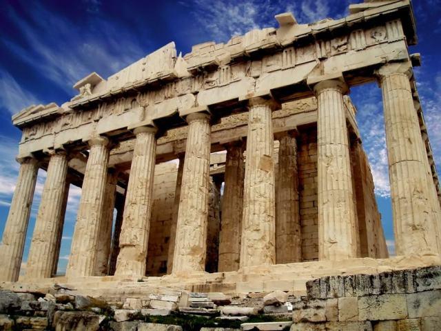 Akropolis - Yunanistan