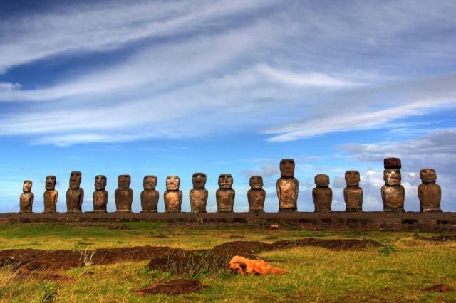 Rapa Nui - Şili