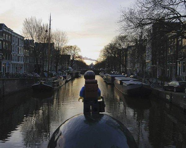 Brouwersgracht Kanalı - Amsterdam