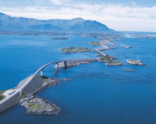 Atlantic Road – Norveç