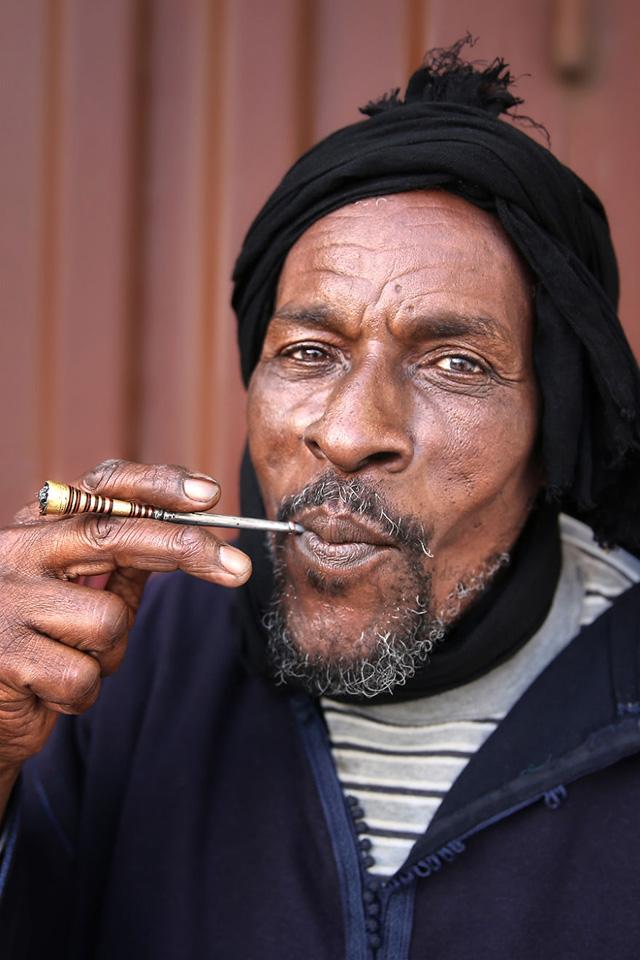 Sahravi Erkek Portre Fotoğrafı