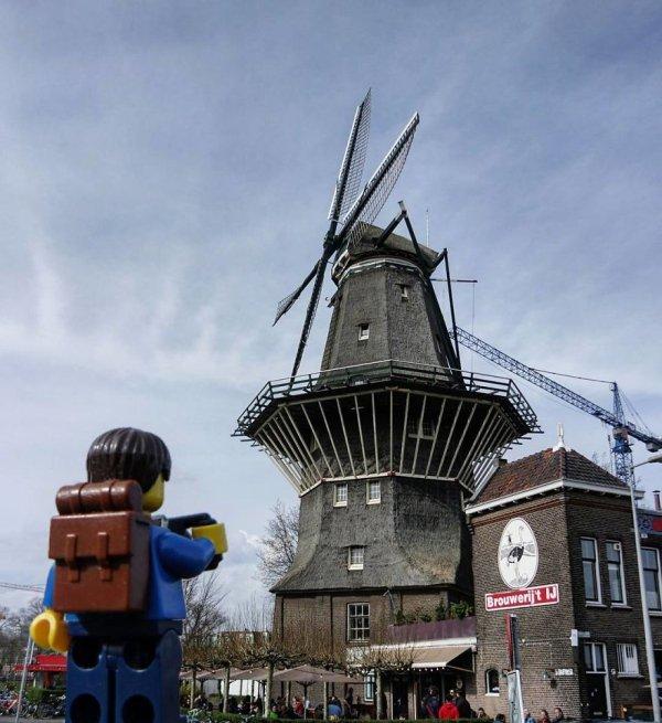 Brouwerijt IJ - Amsterdam