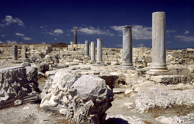 Kourion - Kıbrıs