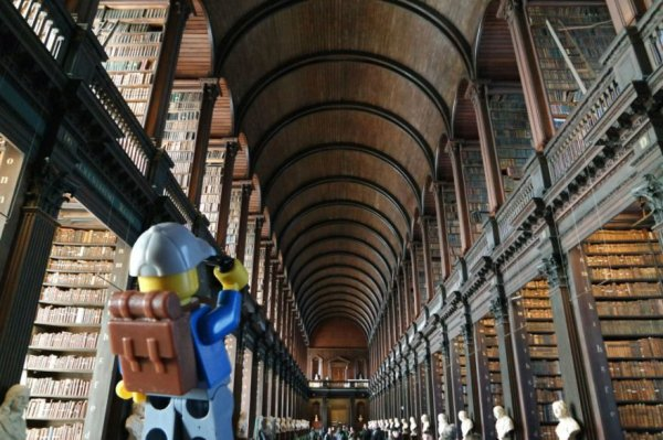 Trinity College - İrlanda