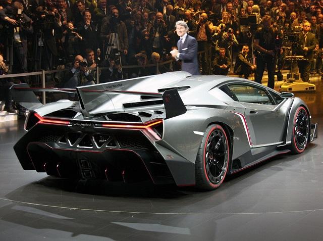 Lamborghini Veneno Fotoğrafları