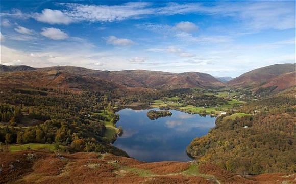 Göller bölgesi, İngiltere