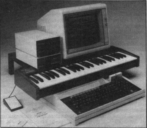 80\'li Yıllarda Teknolojik Aletler