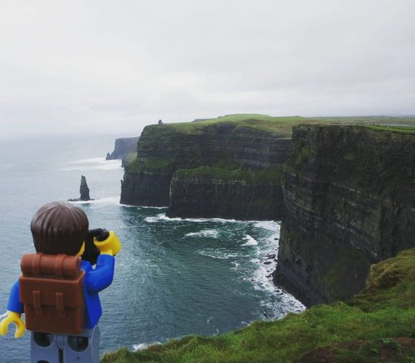 Moher Kayalıkları - İrlanda