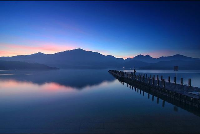 Tayvan - Sun Moon Gölü