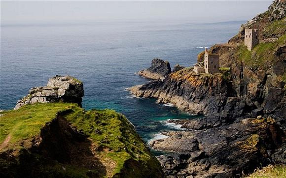 Cornwall madenleri, İngiltere