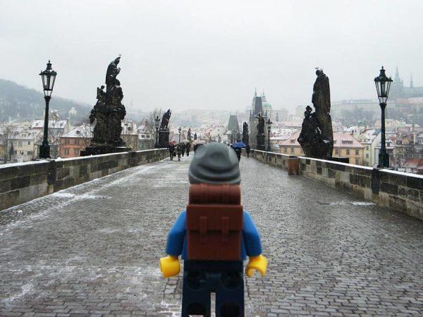 Charles Bridge - Prag / Çekya