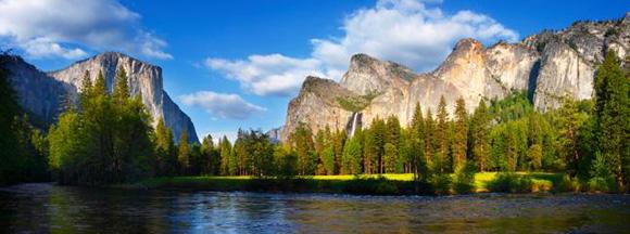 Yosemite Parkı, California, ABD