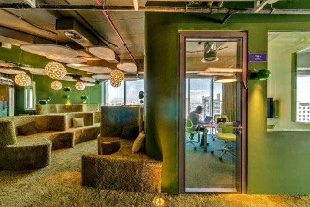 Google Tel Aviv Ofisi