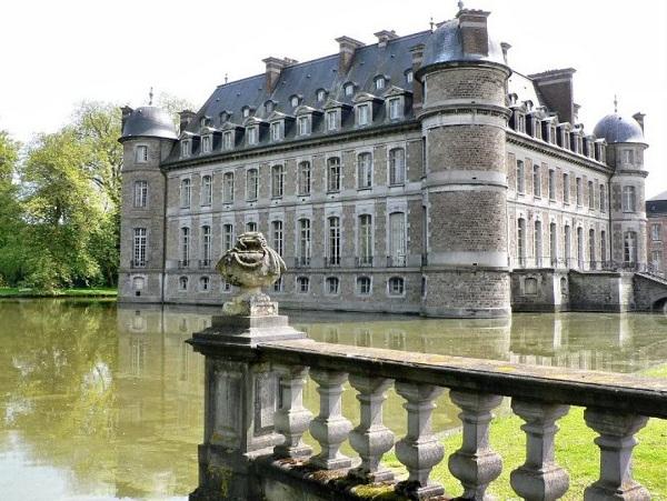 Beloeil Kalesi - Belçika
