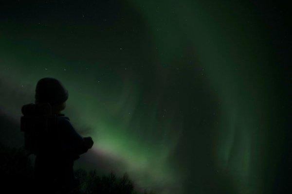 Kuzey Işıkları - Norveç
