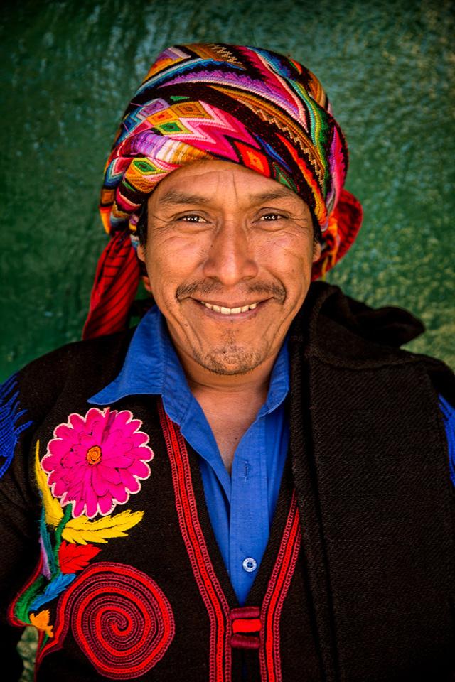 Kiçe Maya Erkek Portre Fotoğrafı