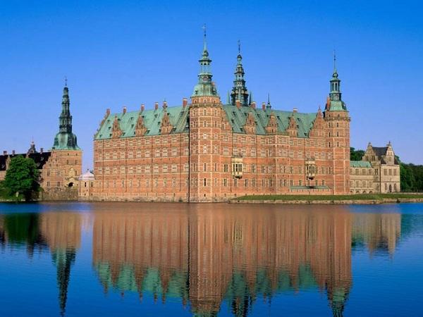 Frederiksborg Sarayı - Danimarka