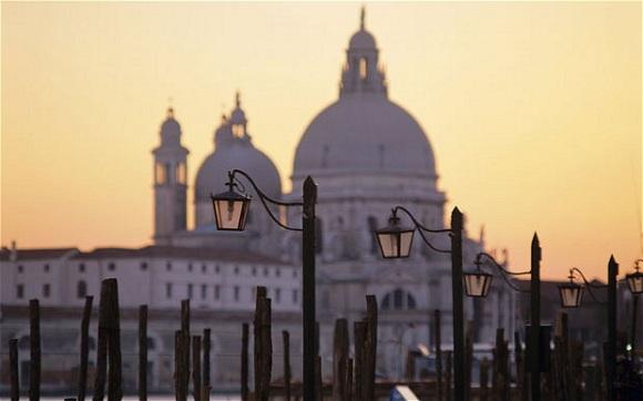 Santa Maria Salute, Venedik, İtalya