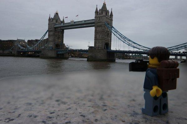 Tower Köprüsü - Londra
