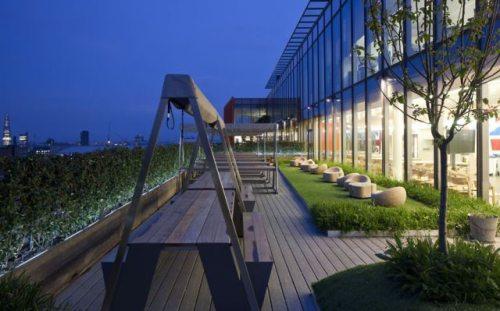 Google\'ın Yeni Londra Ofisi