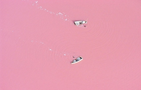 Retba Gölü - Senegal