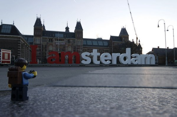 Amsterdam - Hollanda