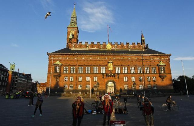 Dünya Mutluluk Raporu 2013 - Danimarka