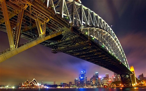 Sydney Limanı, Avusturalya