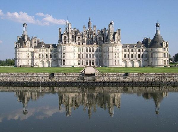 Chambord Kalesi - Fransa