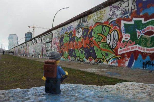 Berlin Duvarı - Almanya