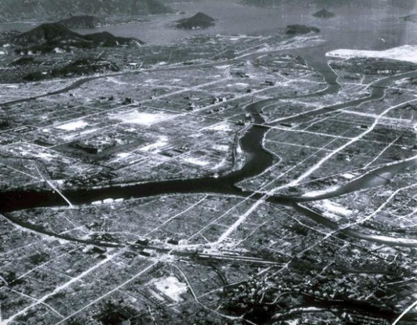 Hiroşima Katliamı