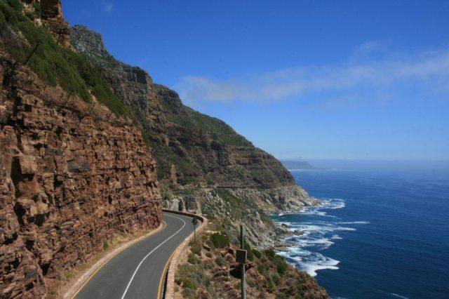 Chapman's Peak Drive, Cape Town – Güney Afrika