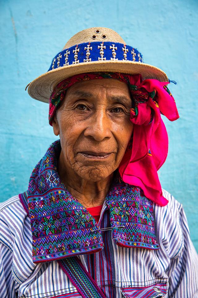 Mam Maya Erkek Portre Fotoğrafı