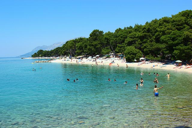 Brela Plajı