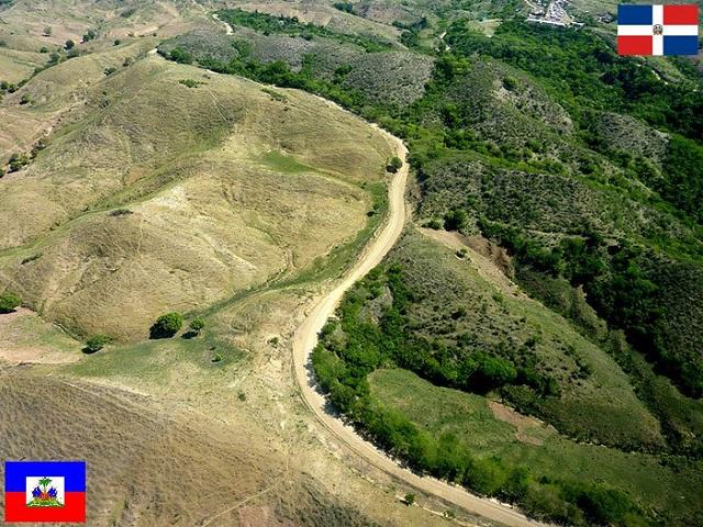 Haiti - Dominik Cumhuriyeti Sınırı
