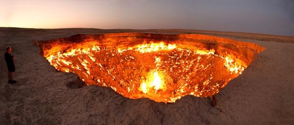 Cehennem Kapısı - Türkmenistan
