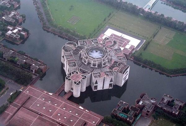 Ulusal Meclis Binası - Bangladeş